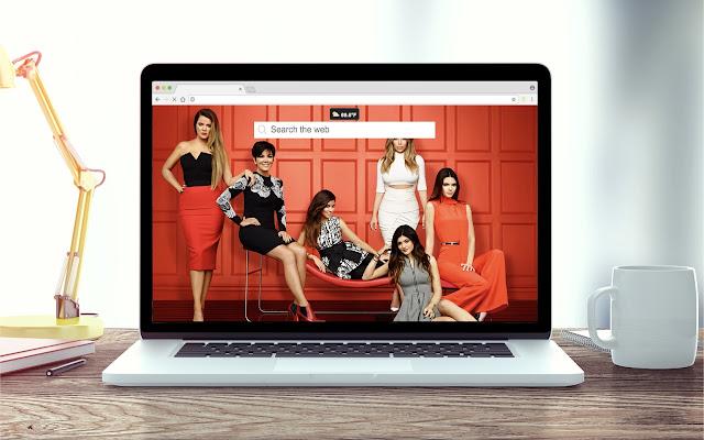 The Kardashians Wallpapers New Tab Theme