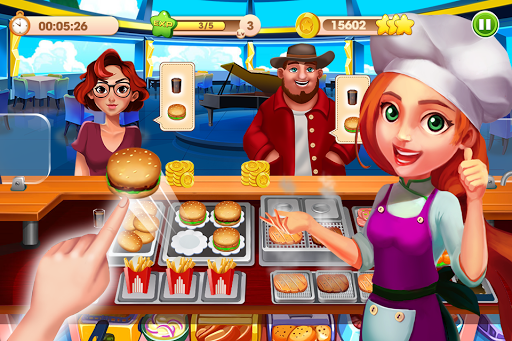 Cooking Talent - Restaurant manager - Chef game 1.0.4 Screenshots 1