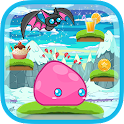 Jelly Slime Jump Games icon