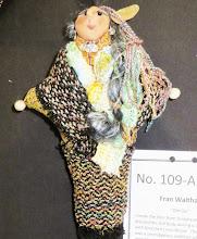 "Photo: #109-A, Fran Walthall, ""Old Gal"""