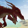 Flying Fire Drake Simulator 3D
