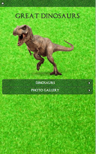 ⭐ Great Dinosaurs FREE