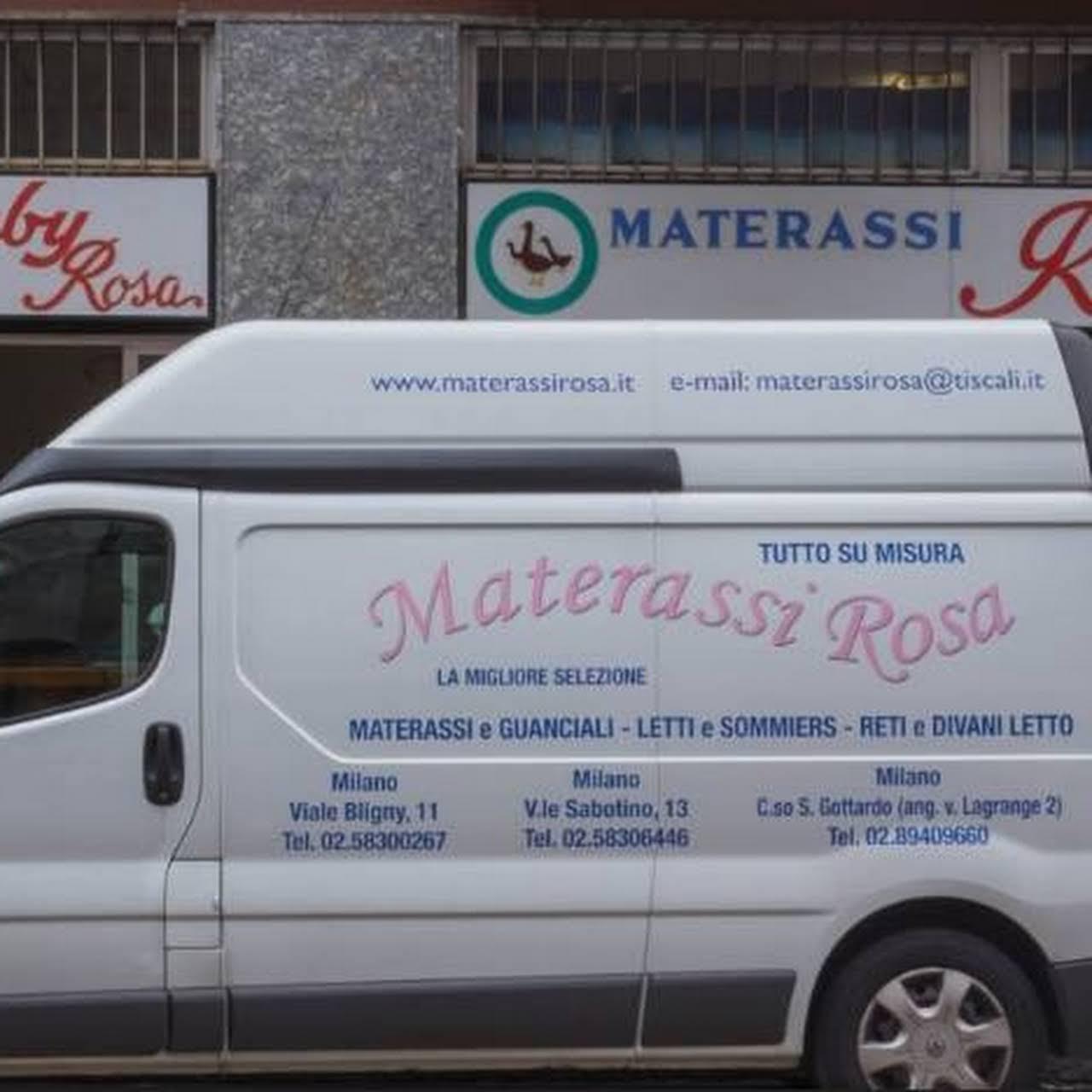 Materassi Rosa di Ferrara Massimiliano Milano - Negozio a Milano