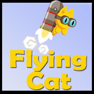 Flying Cat game - náhled