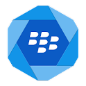 BlackBerry Hub+ Services icon