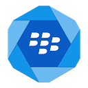 """ BlackBerry Hub+サービス"""