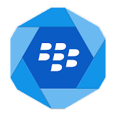Службы BlackBerry Hub+