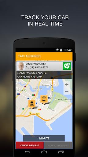 玩免費交通運輸APP|下載Easy Taxi - 計程車叫車,電召的士App app不用錢|硬是要APP