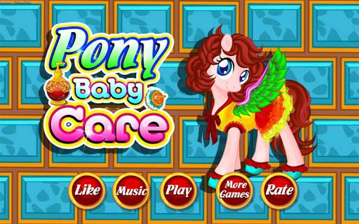 Baby Horse Care