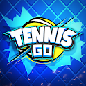 Tennis Go: World Tour 3D icon