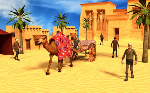 Dubai Camel Simulator 2020 - Arab Desert Transport 0.1 screenshots 1