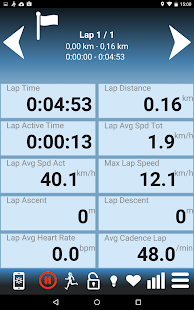 RunGPS Trainer Full- screenshot thumbnail