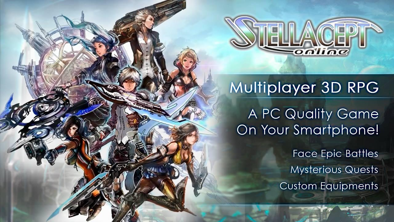 [SF]Stellacept Online[MMORPG]- screenshot