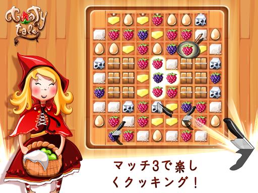 玩免費解謎APP|下載Tasty Tale: クッキングパズルゲーム app不用錢|硬是要APP