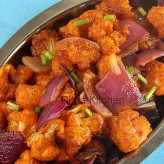 Gobi Manchurian Recipe | Cauliflower fry | Starter