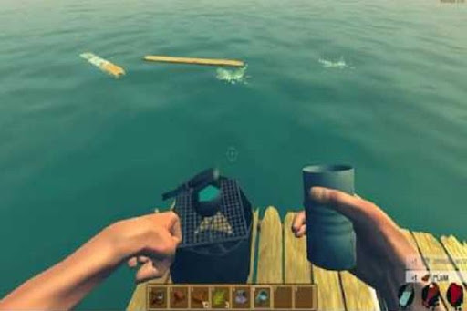 Tips RAFT Survival Simulator
