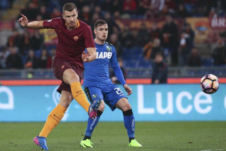 La Roma perd des plumes contre Sassuolo
