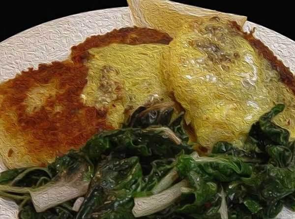 Spicy Fish & Potato Cakes