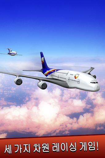 생존 보잉 - 3D 현실 비행기 비행 시뮬레이터 게임