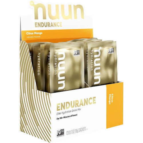 Nuun Hydration Drink Mix - Box of 12 Single Serving Sleeves