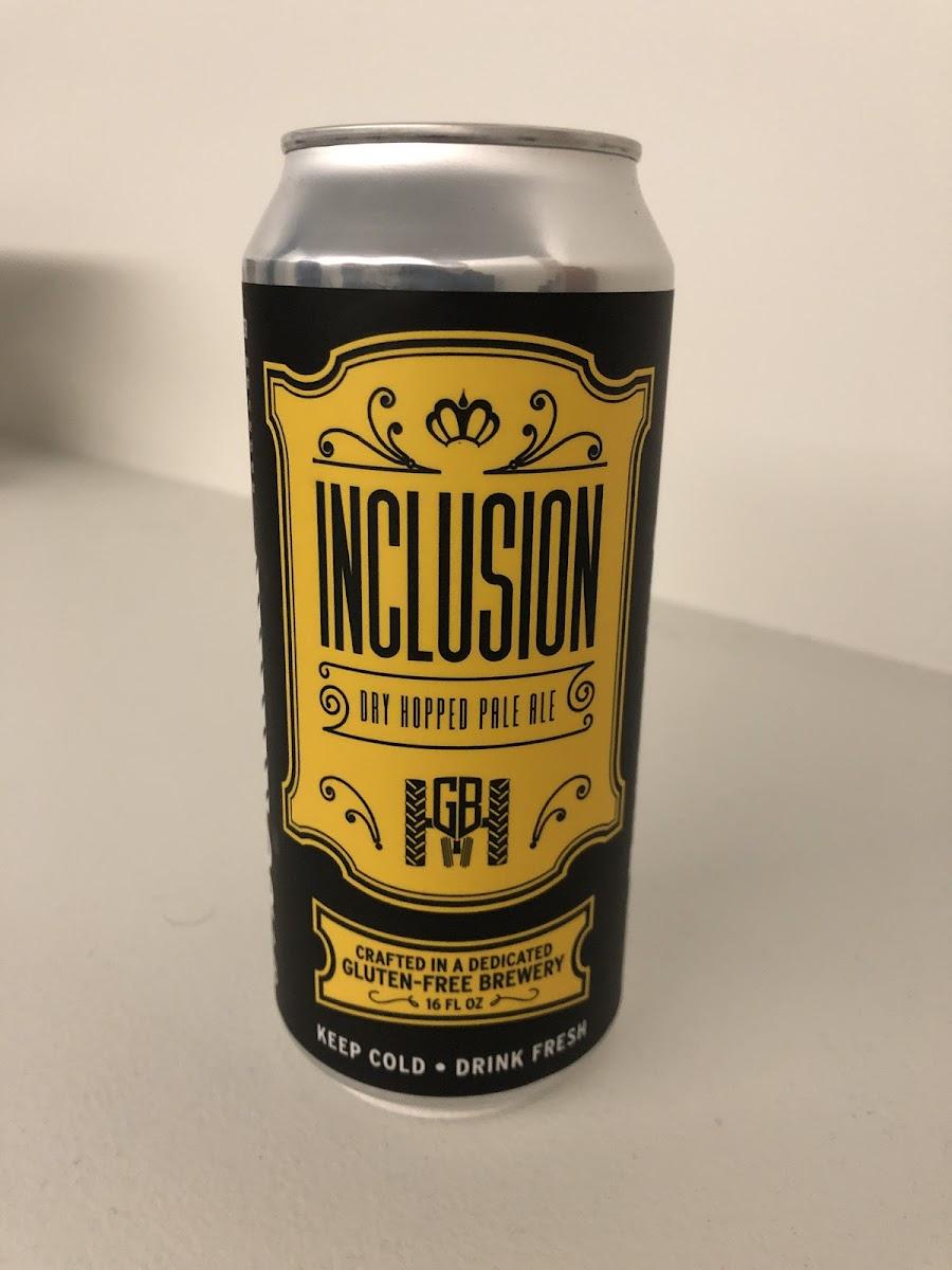 Inclusion Dry Hopped Pale Ale