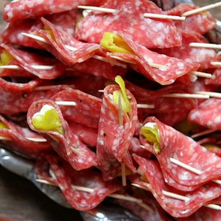 Easy Salami Appetizer
