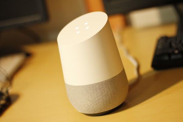 google home 本体2