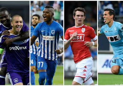 Europa League : que peut-on espérer des 4 clubs belges ?