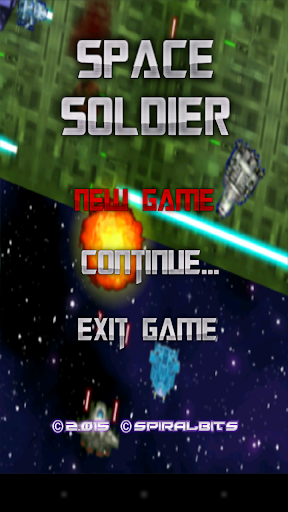 Space soldier free