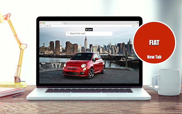 FIAT Wallpapers New Tab Theme