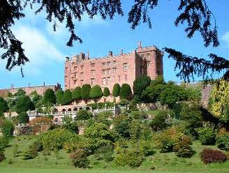 Powis Castle opens up to dogs