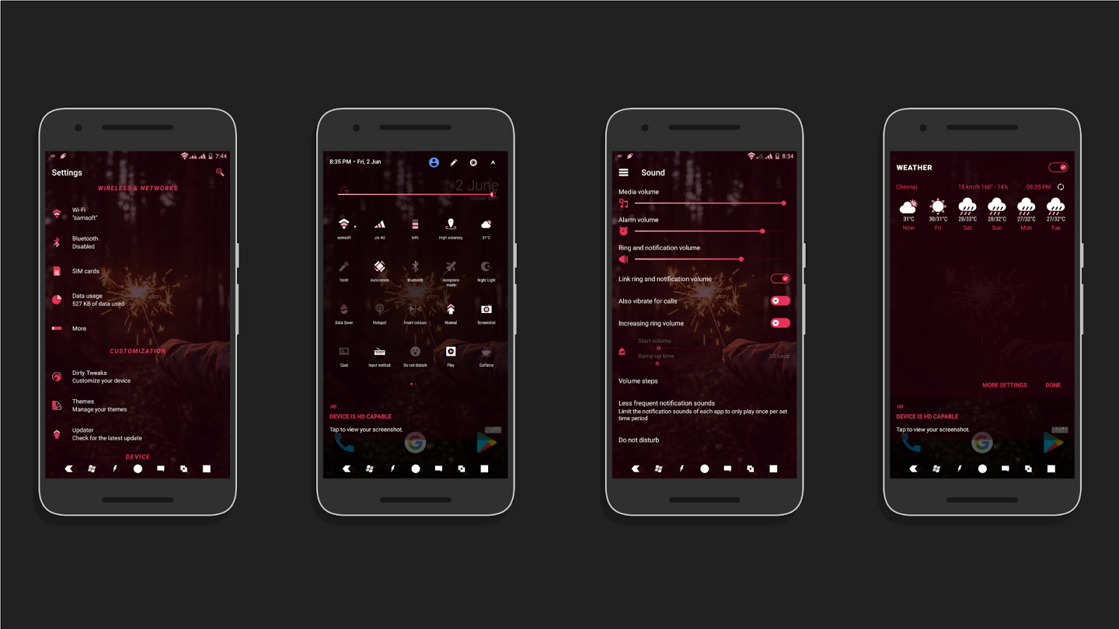 [Substratum] Valerie- screenshot