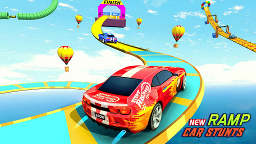 Crazy Car Stunts Mega Ramp Car Racing Games apktram screenshots 11