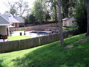 Photo: The neighbor's sweet pool