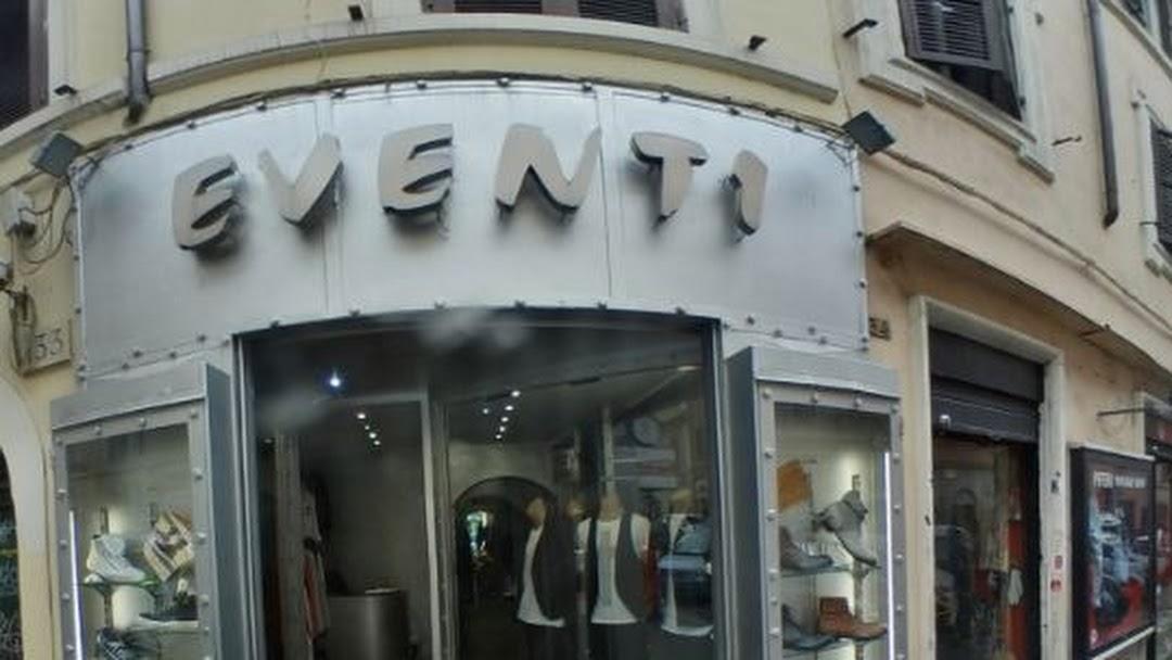 Eventi Abbigliamente Calzature Uomo Donna Roma Negozio