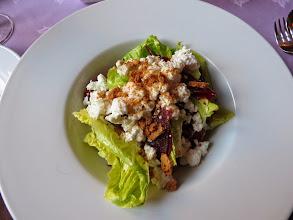 Photo: Blue cheese salad