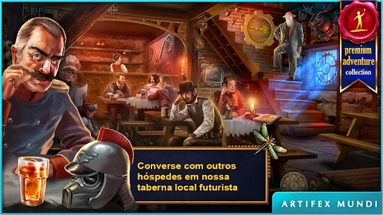 Clockwork Tales Of Glass and Ink (Full) apk