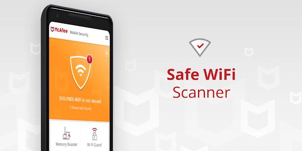Mobile Security: VPN Proxy & Anti Theft Safe WiFi 4