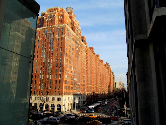 London Terrace Towers on 23rd Street