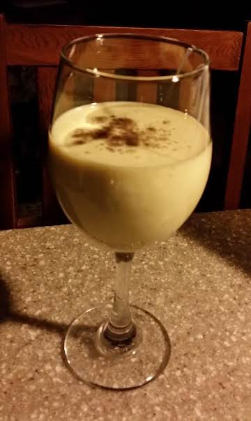 Skinny Eggnog - Quick and Easy
