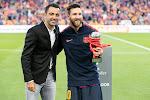 Geen Xavi aan het roer bij FC Barcelona volgend seizoen, Spanjaard verlengt bij Al Sadd