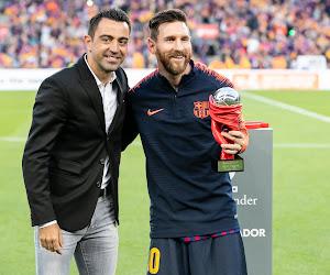 "Xavi confirme: ""Je veux revenir au Barça!"""