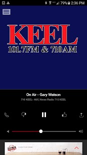 News Radio 710 KEEL - Shreveport News Radio - náhled