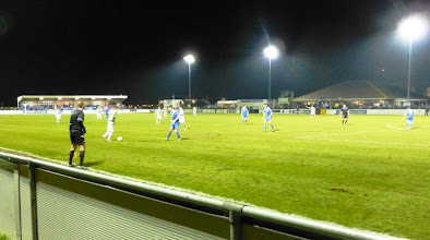 Photo: 23/02/13 v The New Saints (Welsh Premier League) 1-2 - contributed by Mike Latham