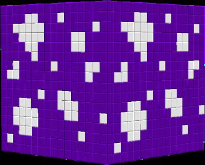 Blocksofmushroomthatarecolorful