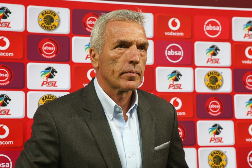Middendorp's dressingroom dressing-down fired Chiefs to beat Celtic