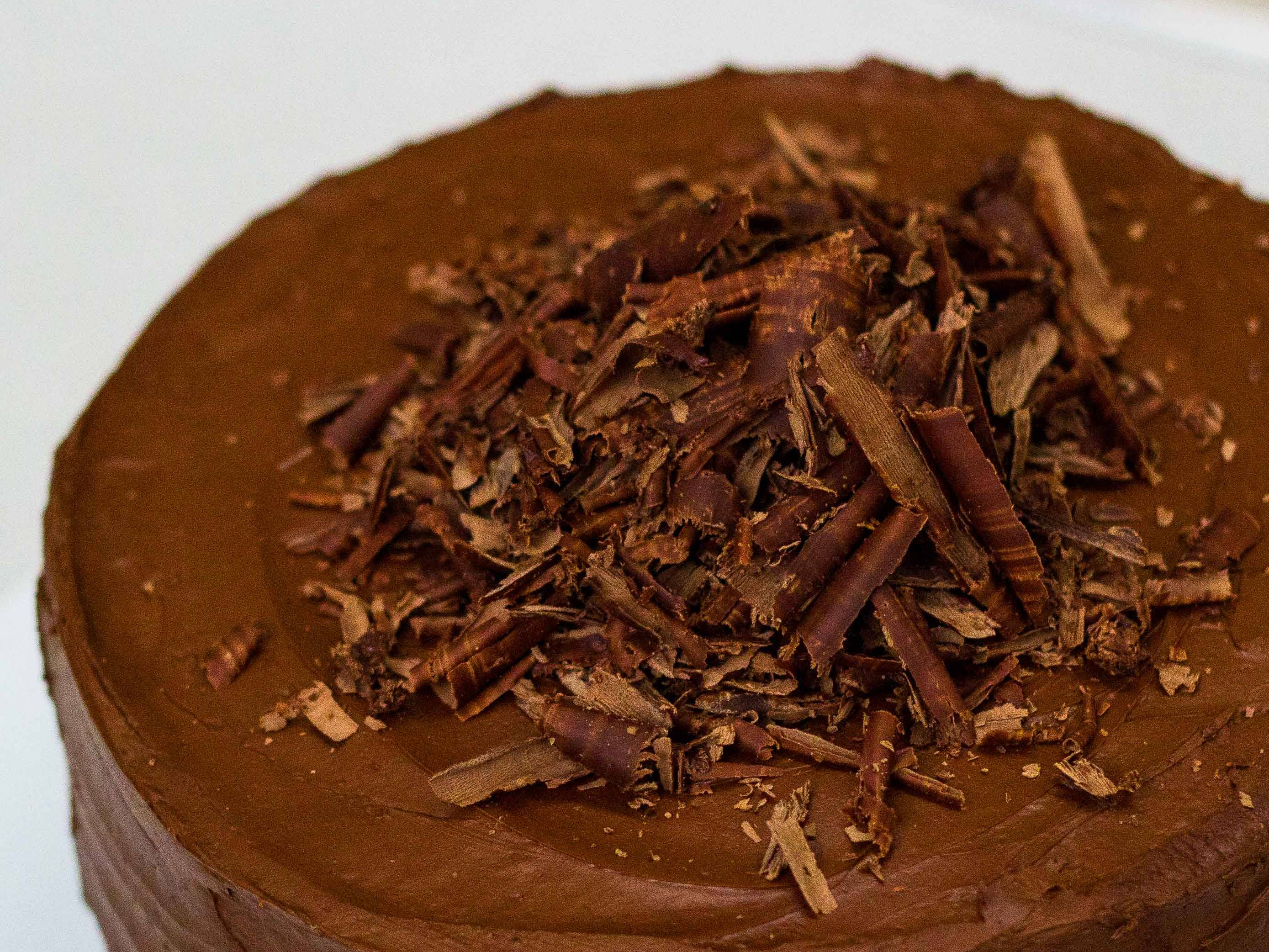 Chocolate Stout Cake And An Early New Year Resolution