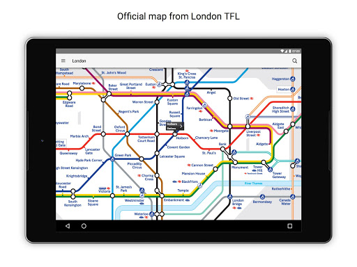 London Underground Free screenshot 9
