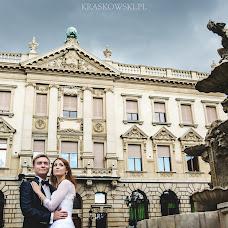 Wedding photographer Piotr Kraskowski (kraskowski). Photo of 06.11.2015