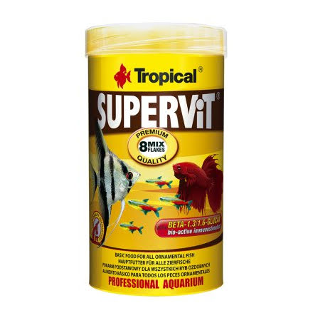 Tropical Supervit Basic 250ml/50g